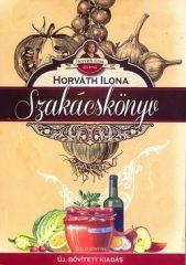 Szakácskönyv-Horváth Ilona Horváth Ilona életmű