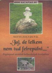 """Netye Zoltán Pál: """"Jaj, de lelkem nem tud felrepülni..."""" Pogánynak mondott kultuszhelyek Európában"""