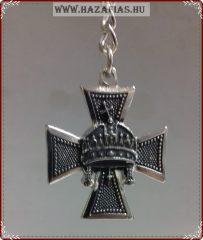 """Kulcstartó """"Vaskereszt"""" ezüst"""