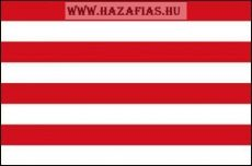 Árpádsávos zászló  200×100 cm