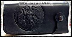 Rakamazi turulos pénztárca--Nagy-Fekete