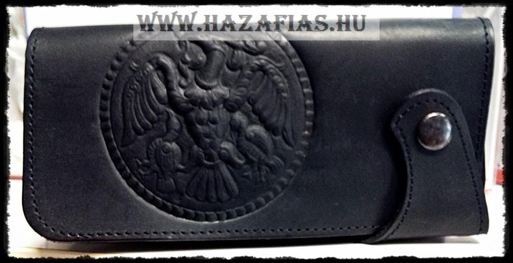 Rakamazi turulos pénztárca--Nagy-Fekete 82ebe17a97