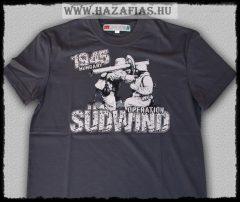"""""""Harcos"""" SÜDWIND póló (korlátozott számban gyártott póló  megmaradt méretei)"""
