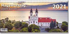 Magyarország-asztali naptár