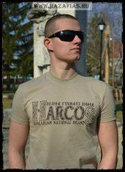 HARCOS-HNB póló