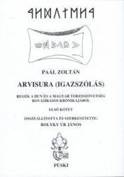Arvisura I-II. : Paál Zoltán