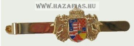 Nyakkendőtű történelmi címeres