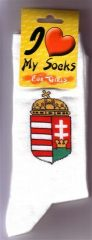 Zokni címeres
