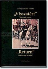 VISSZATÉRT - TRIANON ÉS REVÍZIÓ-Zetényi Csukás Ferenc