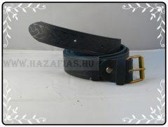Bőröv-3 cm-szürkéskék