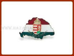 Kitűző-Magyarország, címeres,nagy-T