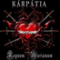 Regnum Marianum CD : Kárpátia