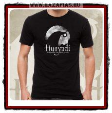 Hunyadi póló-fekete