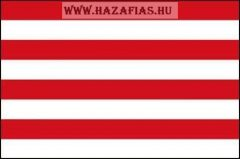 Árpádsávos zászló 60*40 cm. AKCIÓS