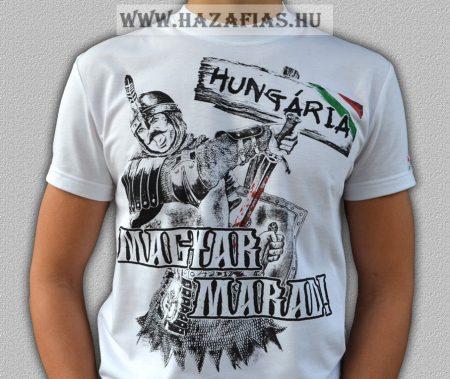 Magyar marad-harcos póló