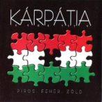 Piros, fehér, zöld CD : Kárpátia