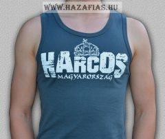 HARCOS-Koronás férfi atléta