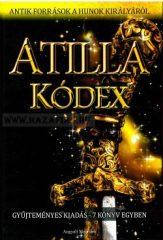 Attila kódex- Szerkesztő: Kozsdi Tamás