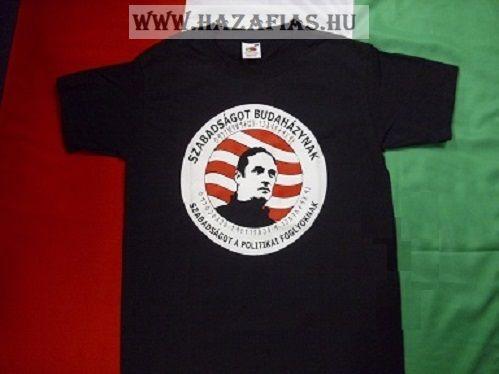 Budaházy támogató póló 5f750953b9