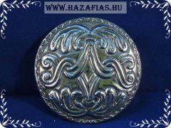 Dormándi hajfonatkorong-ezüst