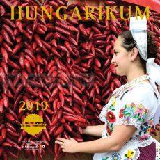 Hungarikum 2019 prémium naptár