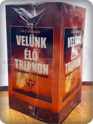 Koltay Gábor-Velünk élő Trianon VHS-Egy majdnem betiltott filmsorozat