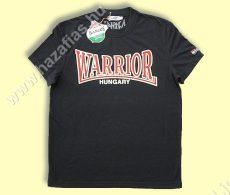 WARRIOR póló-fekete