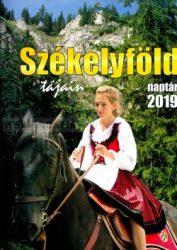 Székelyföld tájain naptár 2019