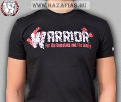 WARRIOR-EUROPE IS OURS póló