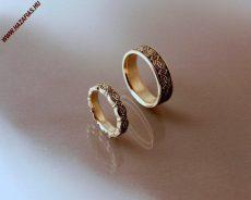 Végtelenfonat karikagyűrű