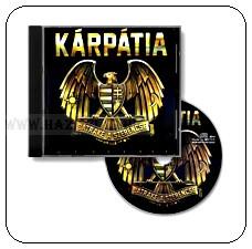 BÁTRAKÉ A SZERENCSE CD - KÁRPÁTIA 2014