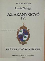 Lissák György- Az aranykígyó IV
