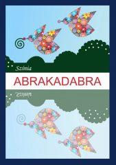 Abrakadabra- Színia könyvek-Bodnár Erika