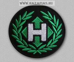 PAX HUNGARICA Mozgalom (P.H.M.) felvarrója (8 cm)