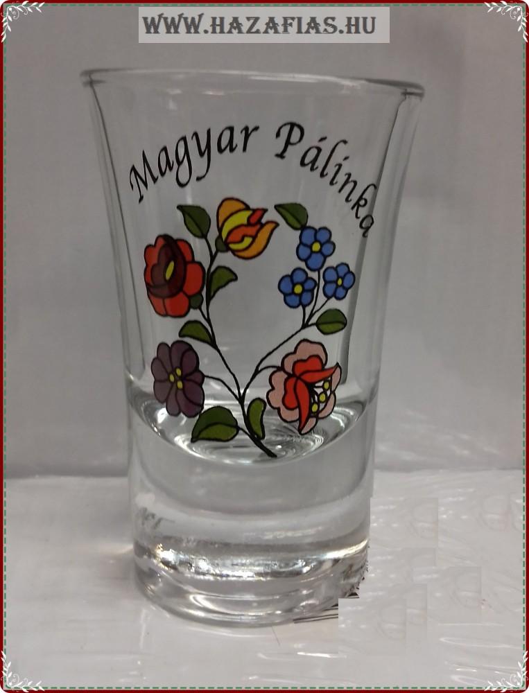 76fc6606a2 pálinkás pohár,kalocsai pálinkás pohár,magyaros pálinkás pohár ...