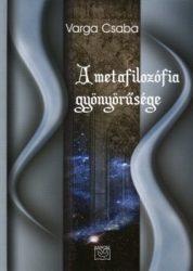 A metafilozófia gyönyörűsége -  Varga Csaba