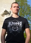 HARCOS XV. póló-fekete